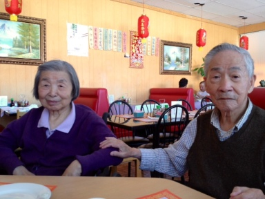 My adorable grandparents, who raised me for almost a decade of my life <3